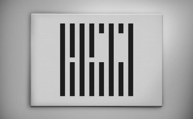 Identit visiva biblioteca accademia di belle arti palermo for Minimal art artisti